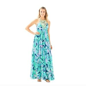 Lilly Pulitzer Lannette Maxi dress